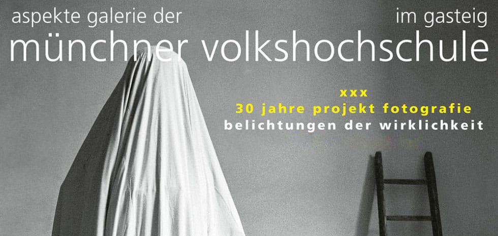 """""""XXX – das projekt fotografie Belichtungen der Wirklichkeit"""" (22.9.-7.11.2021)"""