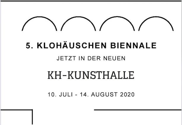 5. KloHäuschen Biennale – KHBi5